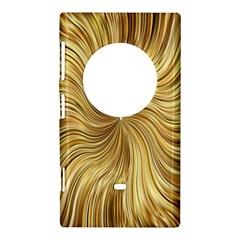 Chic Festive Elegant Gold Stripes Nokia Lumia 1020