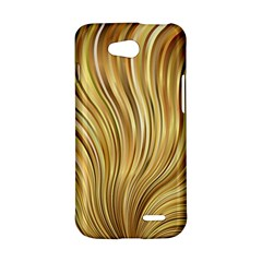 Gold Stripes Festive Flowing Flame  LG L90 D410