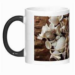 Tropical Sea Shells Collection, Copper Background Morph Mugs