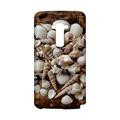 Tropical Sea Shells Collection, Copper Background LG G Flex