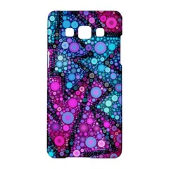 Blues Bubble Love Samsung Galaxy A5 Hardshell Case