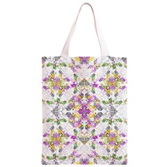 Geometric Boho Chic Classic Light Tote Bag