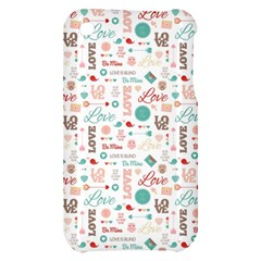 Lovely Valentine s Day Pattern Apple iPhone 3G/3GS Hardshell Case