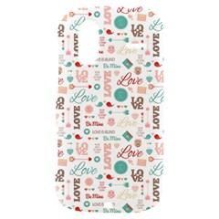 Lovely Valentine s Day Pattern HTC Amaze 4G Hardshell Case