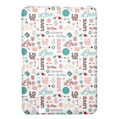 Lovely Valentine s Day Pattern Kindle Fire HD 8.9