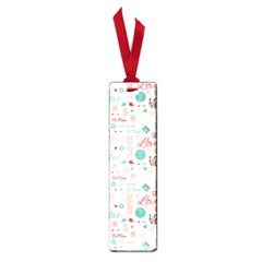 Lovely Valentine s Day Pattern Small Book Marks