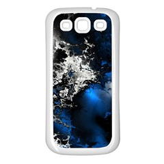 Amazing Fractal 26 Samsung Galaxy S3 Back Case (white)