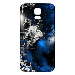 Amazing Fractal 26 Samsung Galaxy S5 Back Case (White)