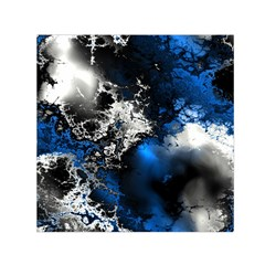 Amazing Fractal 26 Small Satin Scarf (Square)