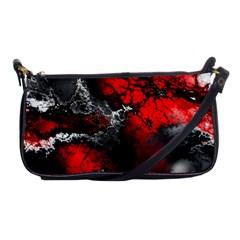 Amazing Fractal 25 Shoulder Clutch Bags