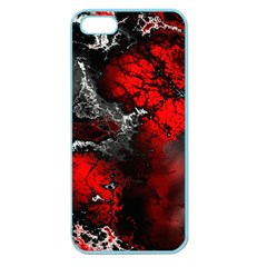 Amazing Fractal 25 Apple Seamless iPhone 5 Case (Color)