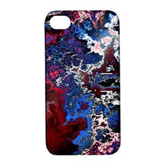 Amazing Fractal 28 Apple iPhone 4/4S Hardshell Case with Stand