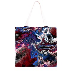 Amazing Fractal 28 Grocery Light Tote Bag