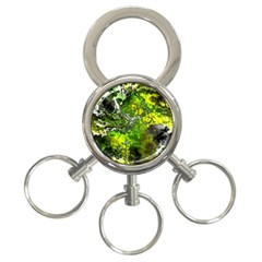 Amazing Fractal 27 3-Ring Key Chains
