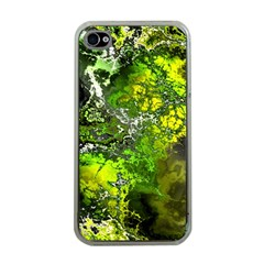 Amazing Fractal 27 Apple iPhone 4 Case (Clear)