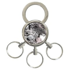Fractal 29 3-Ring Key Chains
