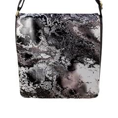 Fractal 29 Flap Messenger Bag (L)