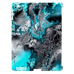 Fractal 30 Apple iPad 3/4 Hardshell Case (Compatible with Smart Cover)