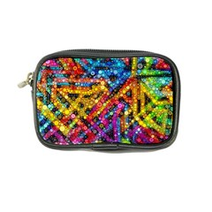 Color Play in Bubbles Coin Purse
