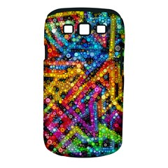 Color Play in Bubbles Samsung Galaxy S III Classic Hardshell Case (PC+Silicone)