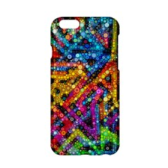 Color Play In Bubbles Apple Iphone 6/6s Hardshell Case