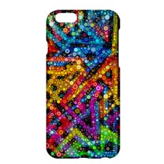 Color Play in Bubbles Apple iPhone 6 Plus/6S Plus Hardshell Case