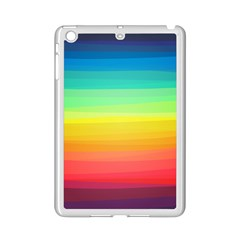 Sweet Colored Stripes Background iPad Mini 2 Enamel Coated Cases