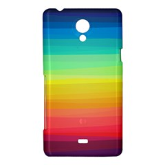 Sweet Colored Stripes Background Sony Xperia T