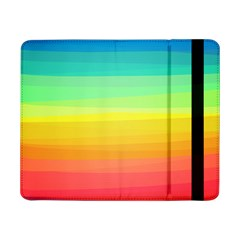 Sweet Colored Stripes Background Samsung Galaxy Tab Pro 8.4  Flip Case