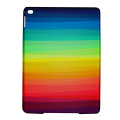 Sweet Colored Stripes Background iPad Air 2 Hardshell Cases
