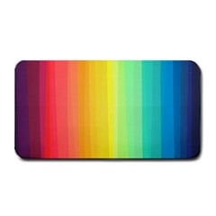 Sweet Colored Stripes Background Medium Bar Mats