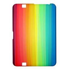 Sweet Colored Stripes Background Kindle Fire HD 8.9