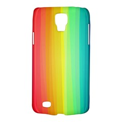 Sweet Colored Stripes Background Galaxy S4 Active