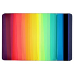 Sweet Colored Stripes Background iPad Air 2 Flip