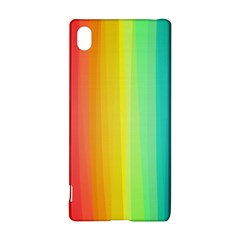 Sweet Colored Stripes Background Sony Xperia Z3+