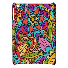 Festive Colorful Ornamental Background Apple iPad Mini Hardshell Case