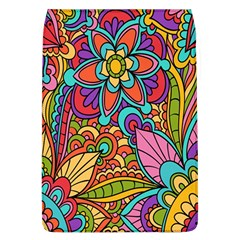 Festive Colorful Ornamental Background Flap Covers (L)