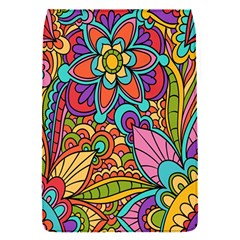 Festive Colorful Ornamental Background Flap Covers (S)