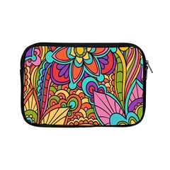 Festive Colorful Ornamental Background Apple iPad Mini Zipper Cases