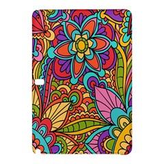 Festive Colorful Ornamental Background Samsung Galaxy Tab Pro 12.2 Hardshell Case