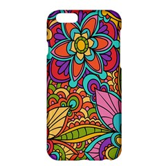 Festive Colorful Ornamental Background Apple iPhone 6 Plus/6S Plus Hardshell Case