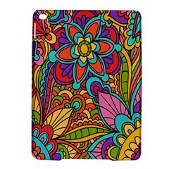 Festive Colorful Ornamental Background iPad Air 2 Hardshell Cases