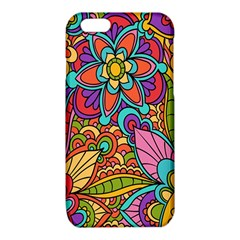 Festive Colorful Ornamental Background iPhone 6/6S TPU Case