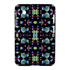Multicolored Galaxy Pattern Samsung Galaxy Tab 2 (7 ) P3100 Hardshell Case