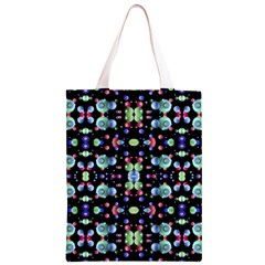 Multicolored Galaxy Pattern Classic Light Tote Bag