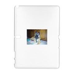Puppy Belgian Tervueren Samsung Galaxy Note 10.1 (P600) Hardshell Case