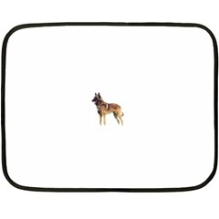 Malinois Full Fleece Blanket (Mini)