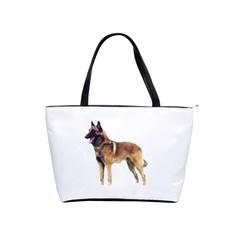 Malinois Full Shoulder Handbags