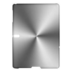 Shiny Metallic Silver Samsung Galaxy Tab S (10.5 ) Hardshell Case