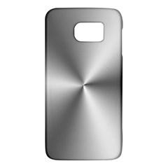Shiny Metallic Silver Galaxy S6